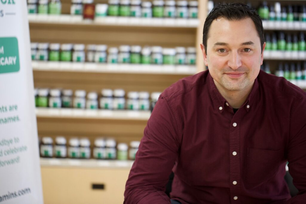 Dr. Neal Smoller, Holistic Pharmacist of Village Apothecary